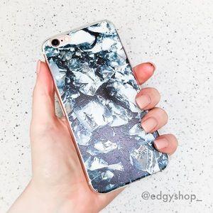 Cracked Jewel iPhone Case